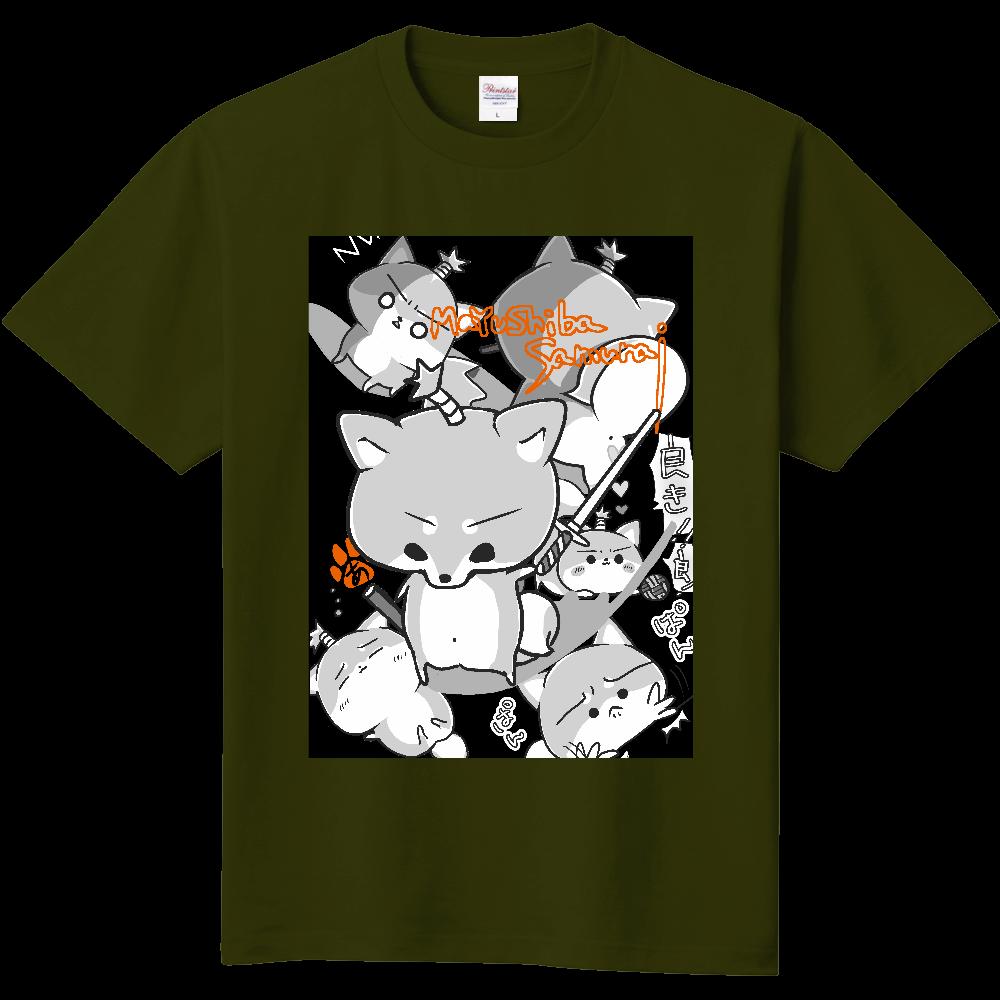 サイケまゆしば侍! 定番Tシャツ