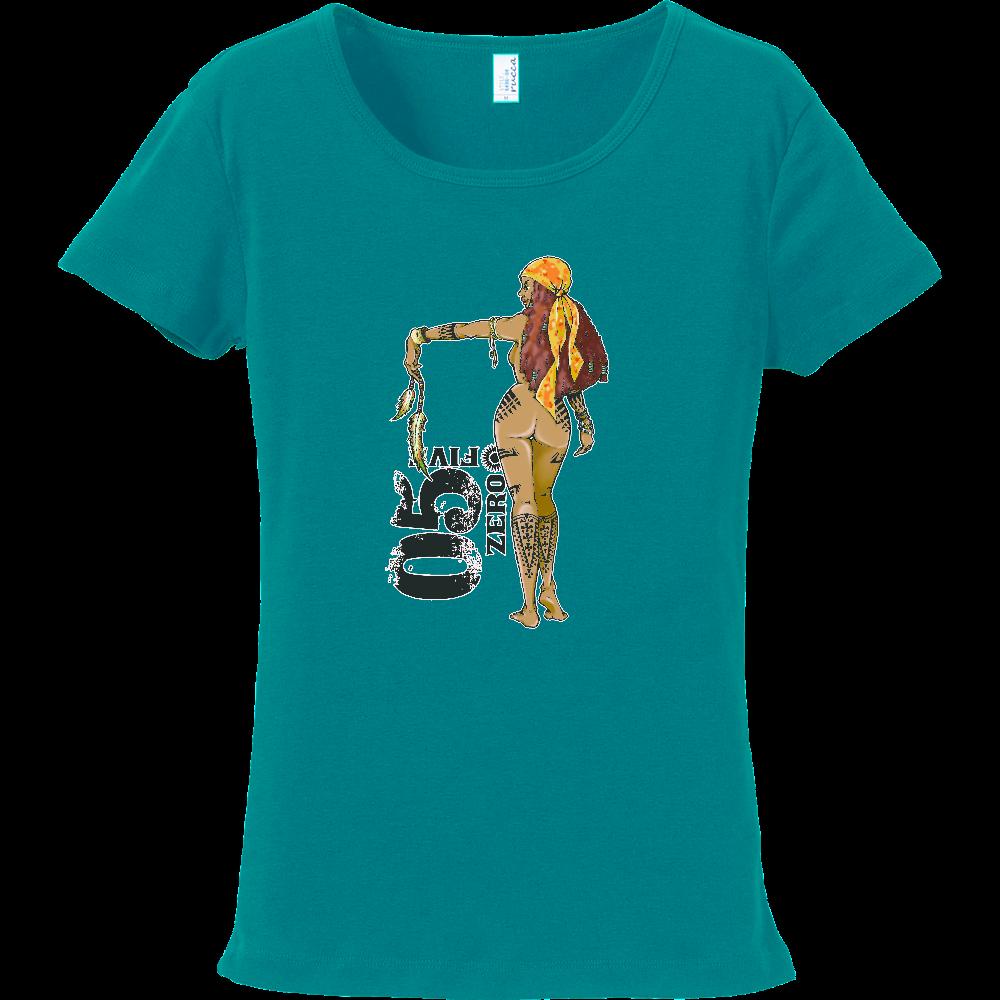 HIPPIE フライスTシャツ