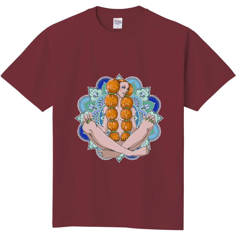 MANDARA 定番Tシャツ