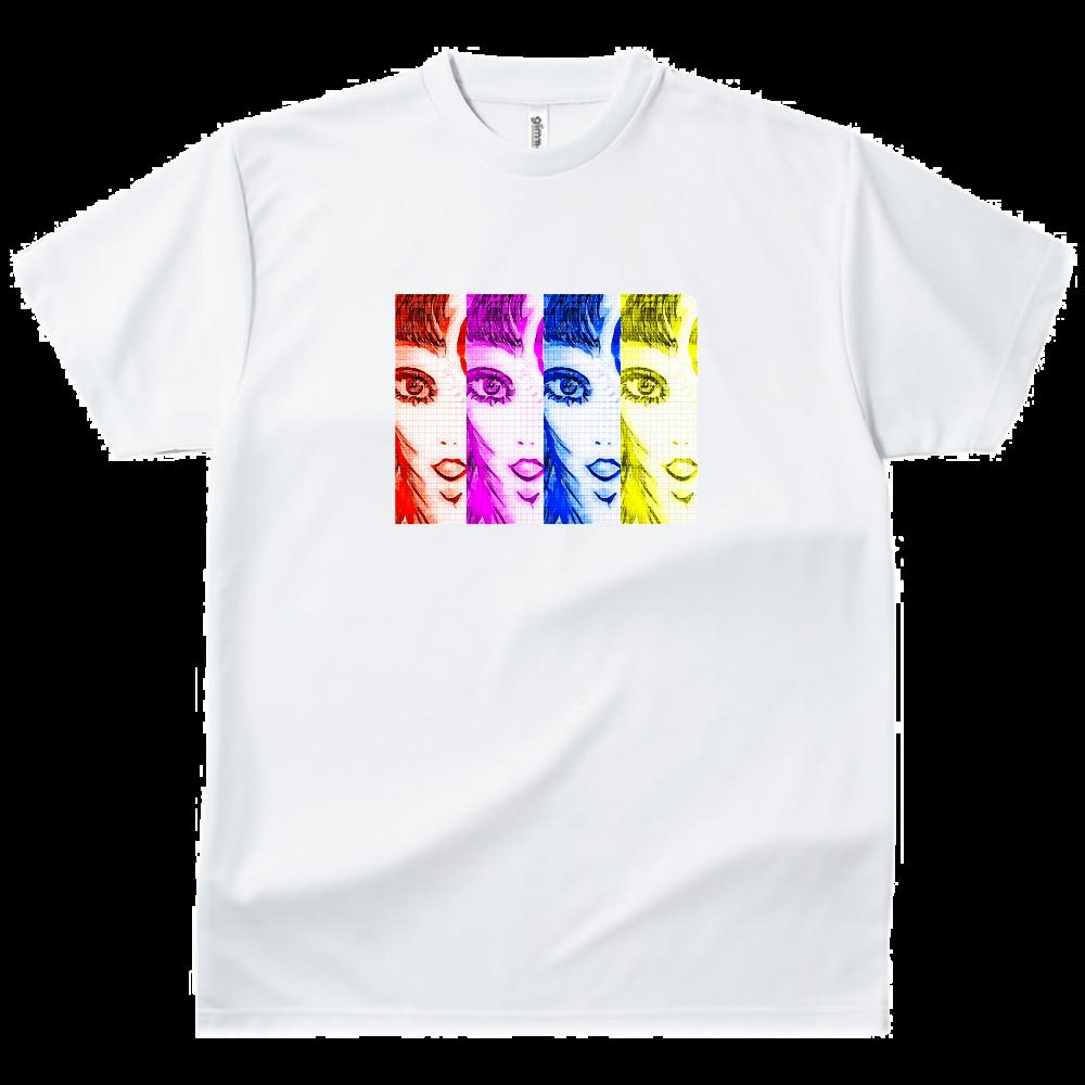 K4knockknock4Pieceset ドライTシャツ