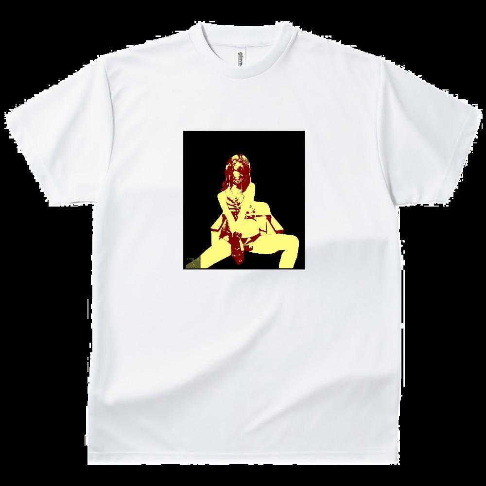 アーマードール15 ドライTシャツ