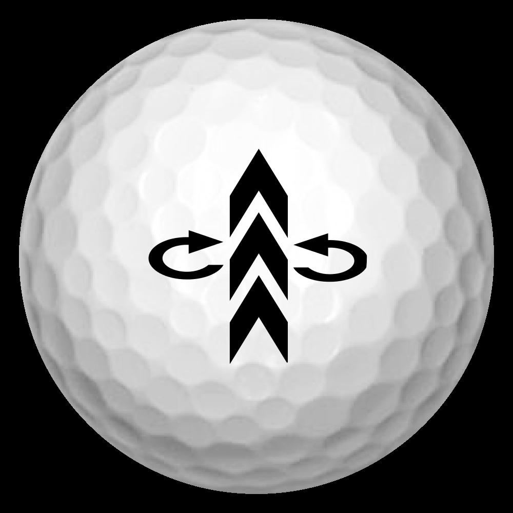 ゴルフボール ゴルフボール(3個セット)