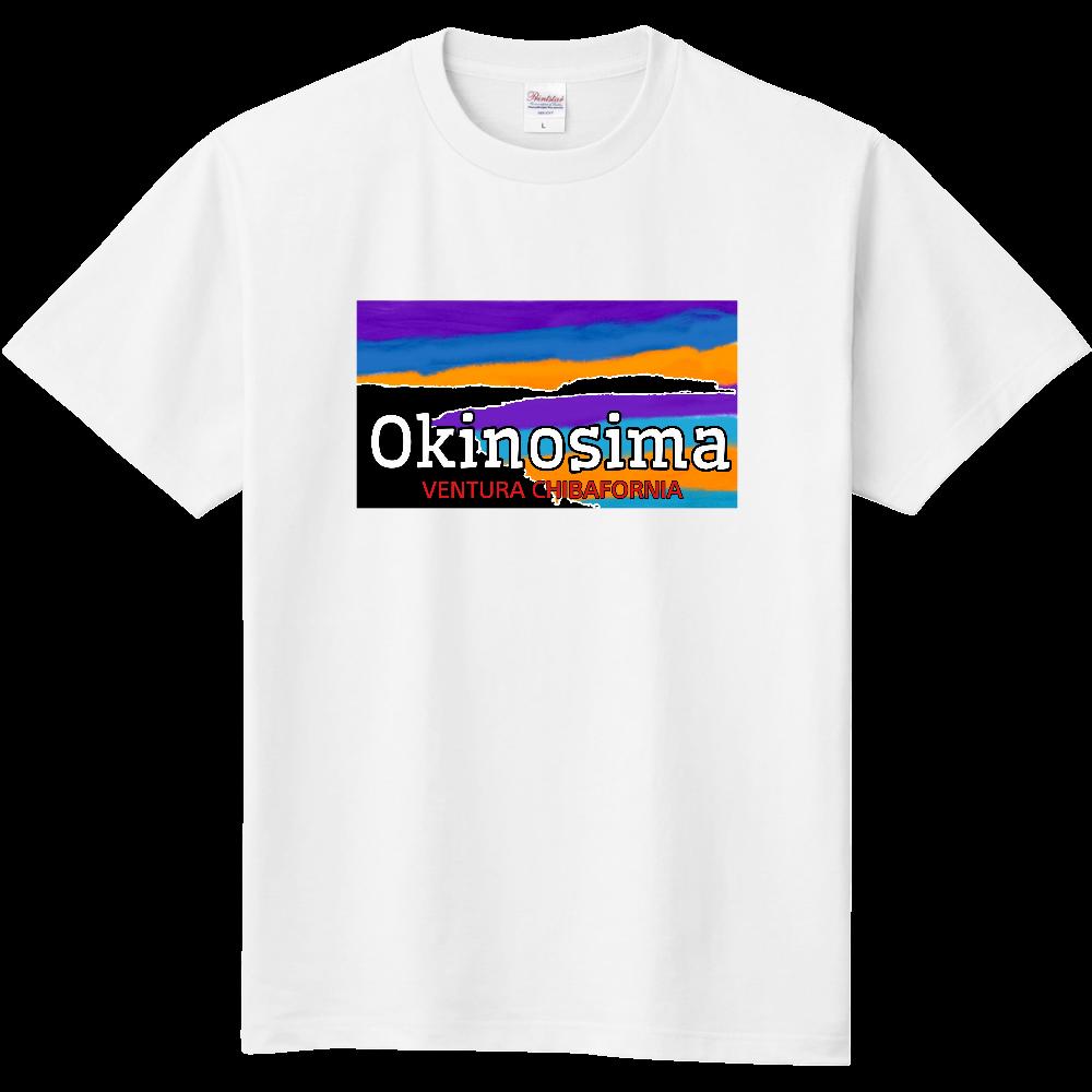 房総半島沖ノ島Tシャツ 定番Tシャツ
