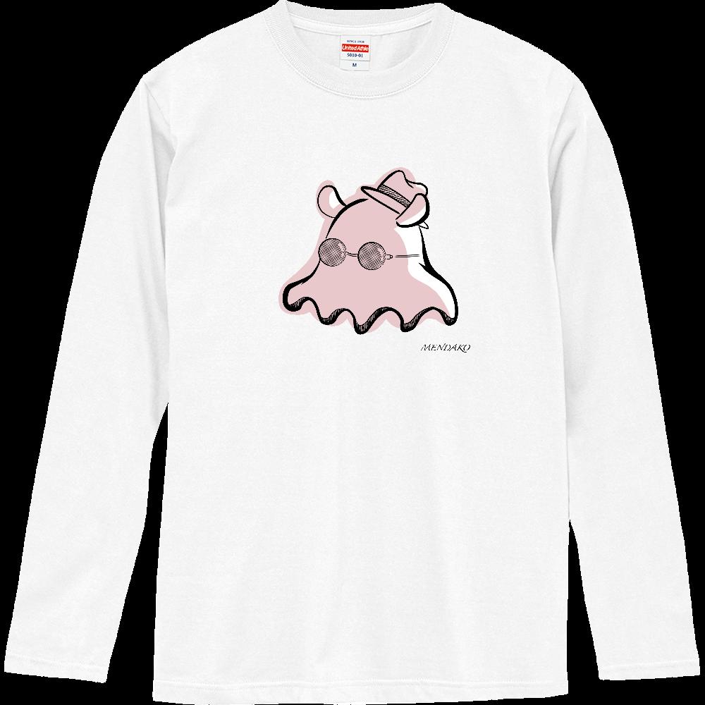 おしゃれなメンダコ ロングスリーブTシャツ