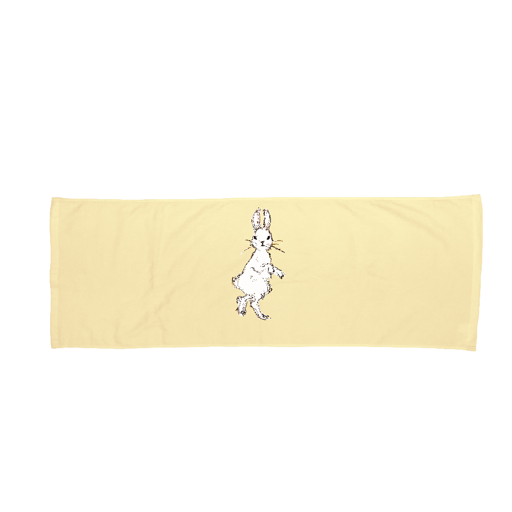 うっさぎのダンス♬ バスタオル