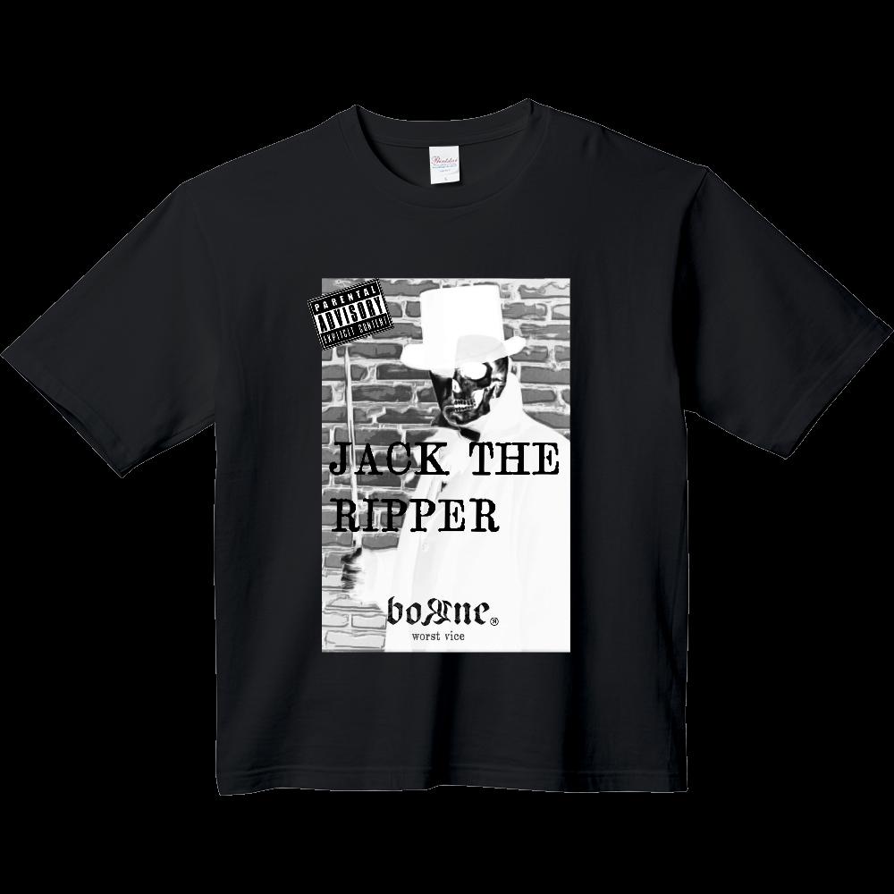 JACK THE RIPPER ヘビーウェイト ビッグシルエットTシャツ