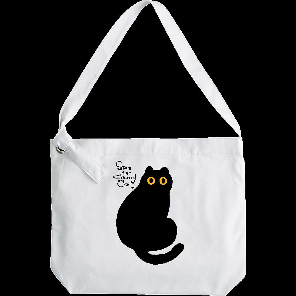 Stan The Chatty Cat -Hi- クラフトリングショルダーバッグ