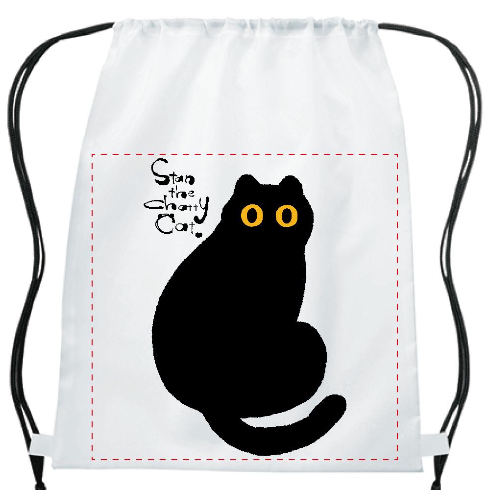 Stan The Chatty Cat -Hi- イベントリュック