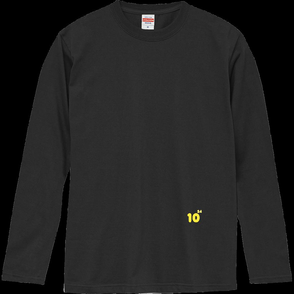 10×24 ロングスリーブTシャツ