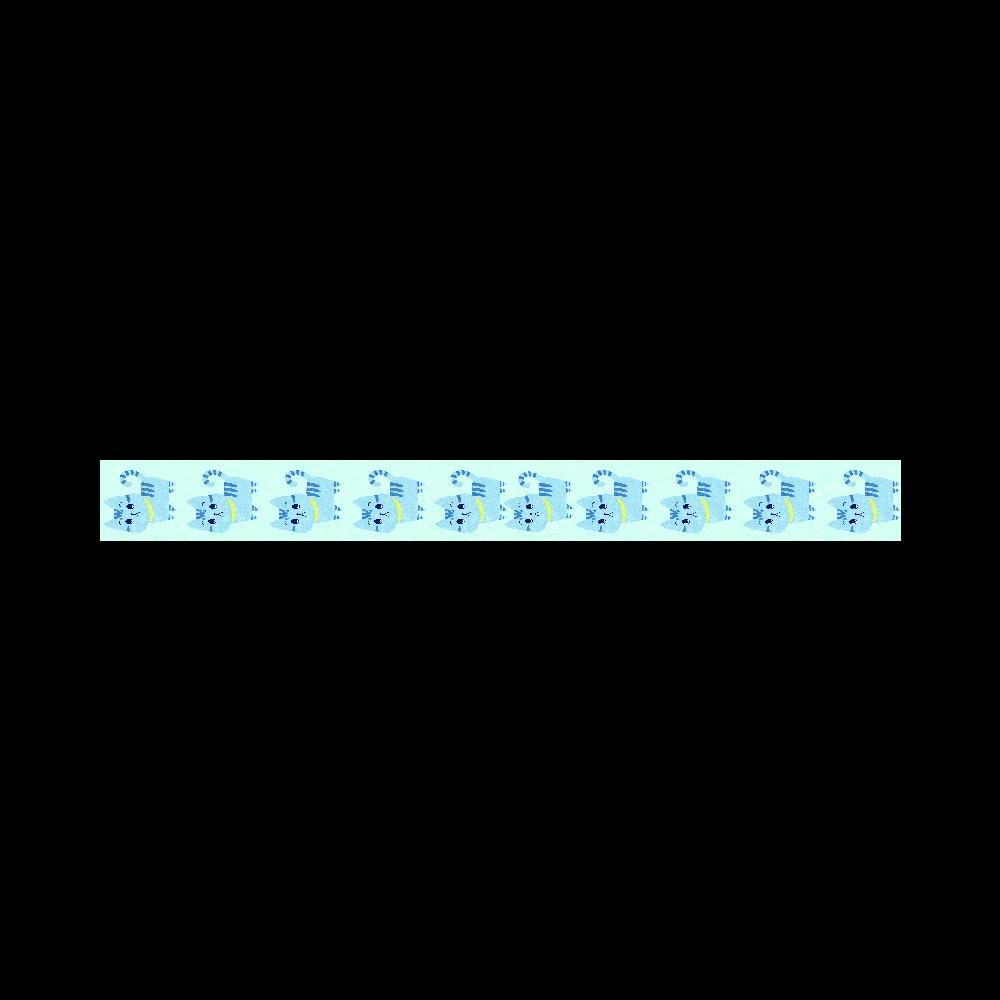 ViViVi Cat's -Snow The Quiet Cat-  20mmマスキングテープ