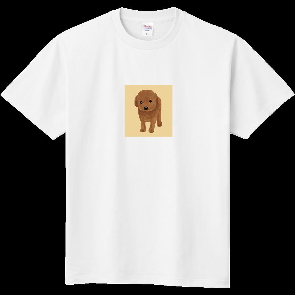 てんとう虫とわんこ 定番Tシャツ