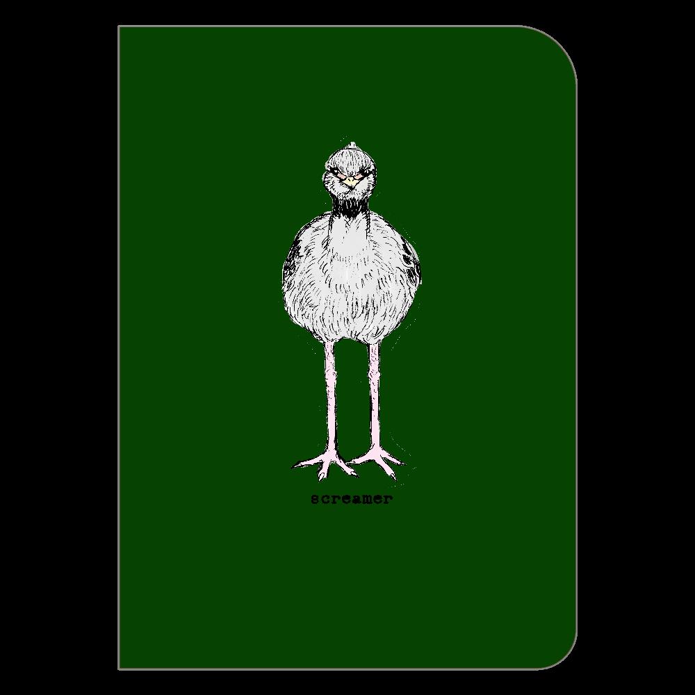サケビドリ ハードカバーポケットノート