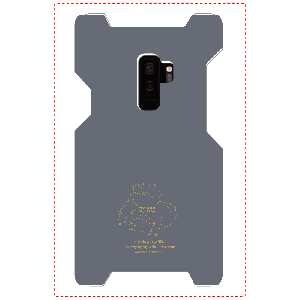Androidスマホケース Galaxy S9+(SC-03K)
