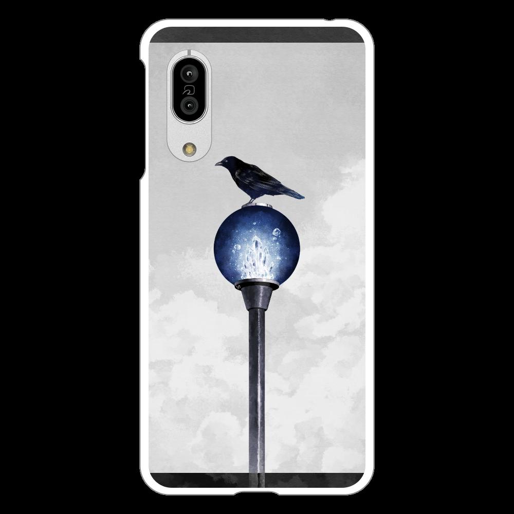 鴉 AQUOS sense3 /sense3 lite SH-RM12/sense3 basic/Android One S7