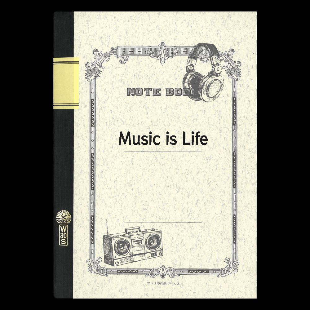 ツバメノート 〜Music is Life〜 ツバメノート