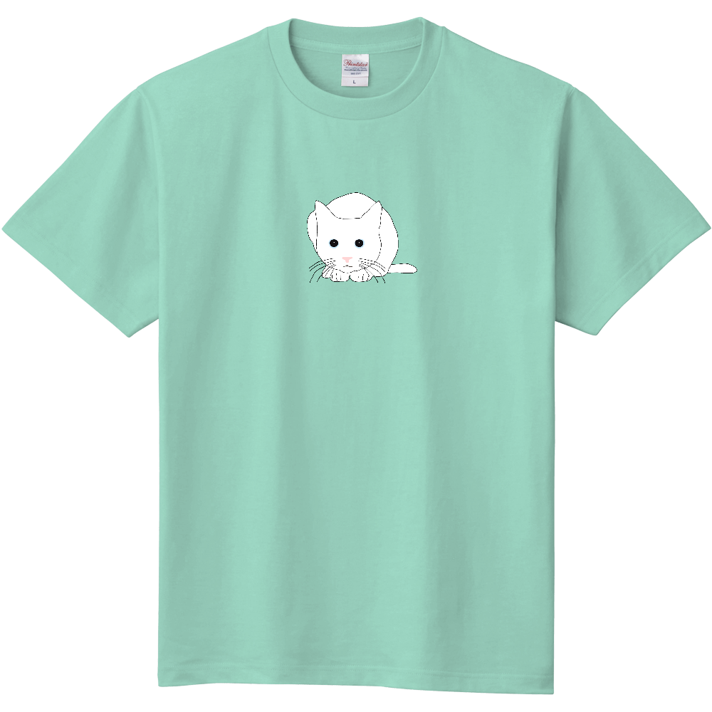 猫 定番Tシャツ