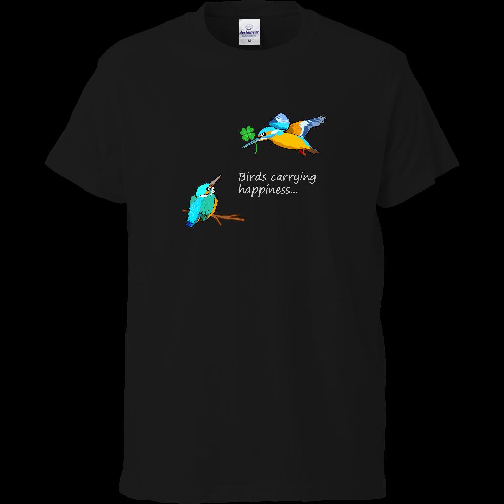 幸せを運ぶ青い鳥 お手頃Tシャツ