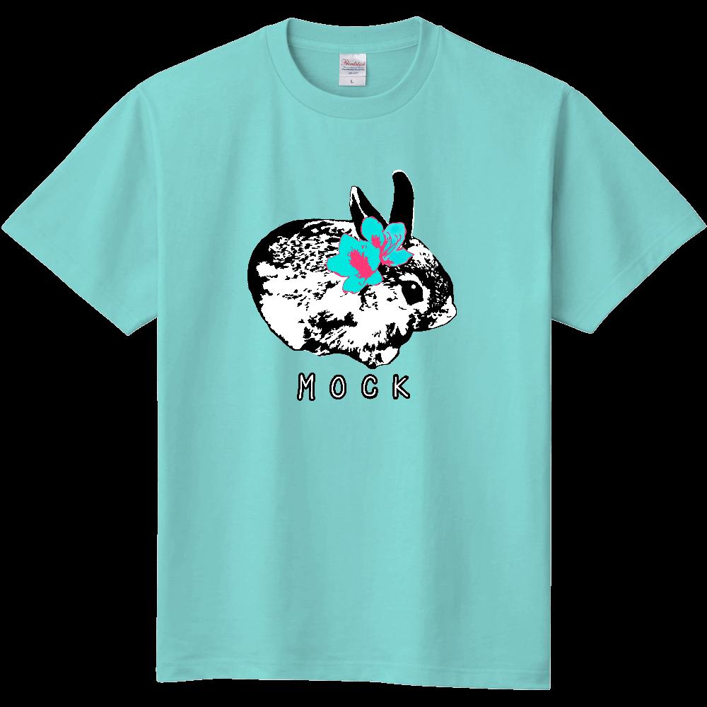 子うさぎモック 定番Tシャツ