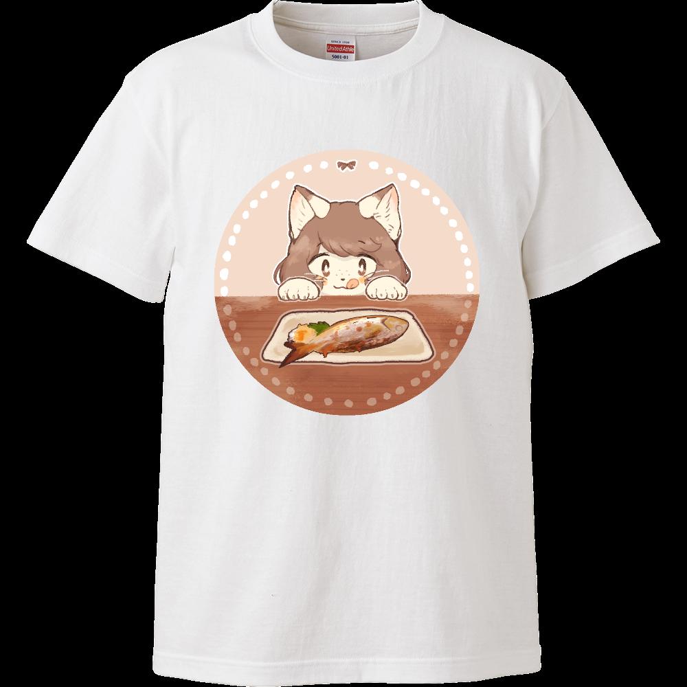 It looks yummy ♡ ねこままさん ハイクオリティーTシャツ