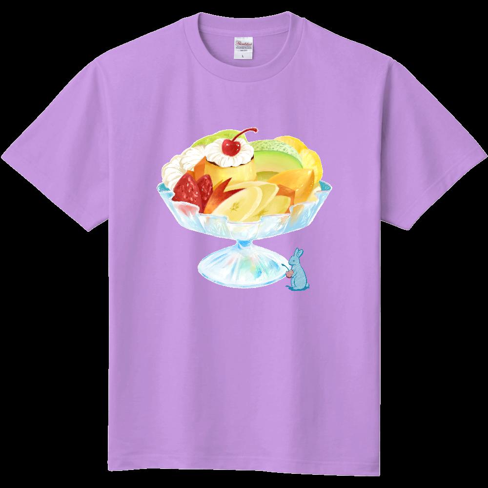 純喫茶ブルーラビット プリンアラモード&オーナー 定番Tシャツ 定番Tシャツ