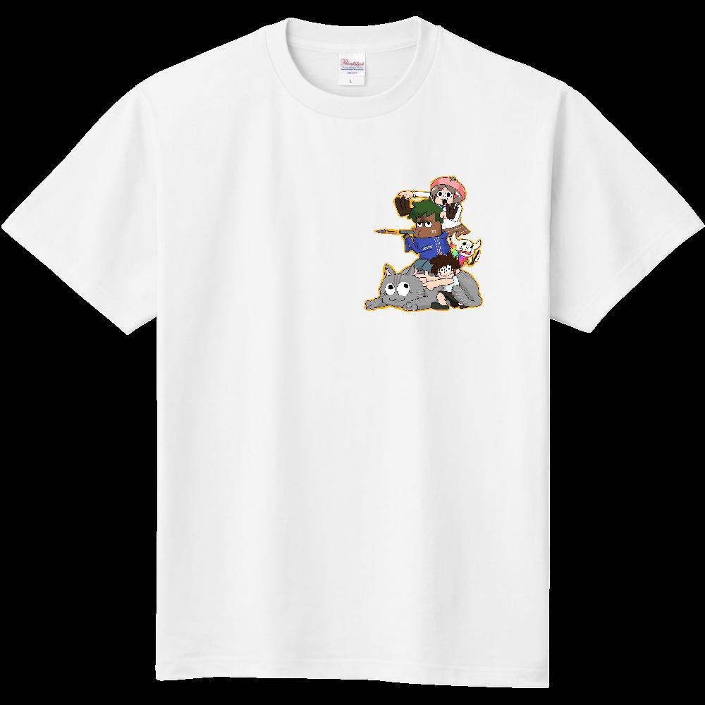【チャラニョンFM(仮)】メンバーTシャツ 定番Tシャツ