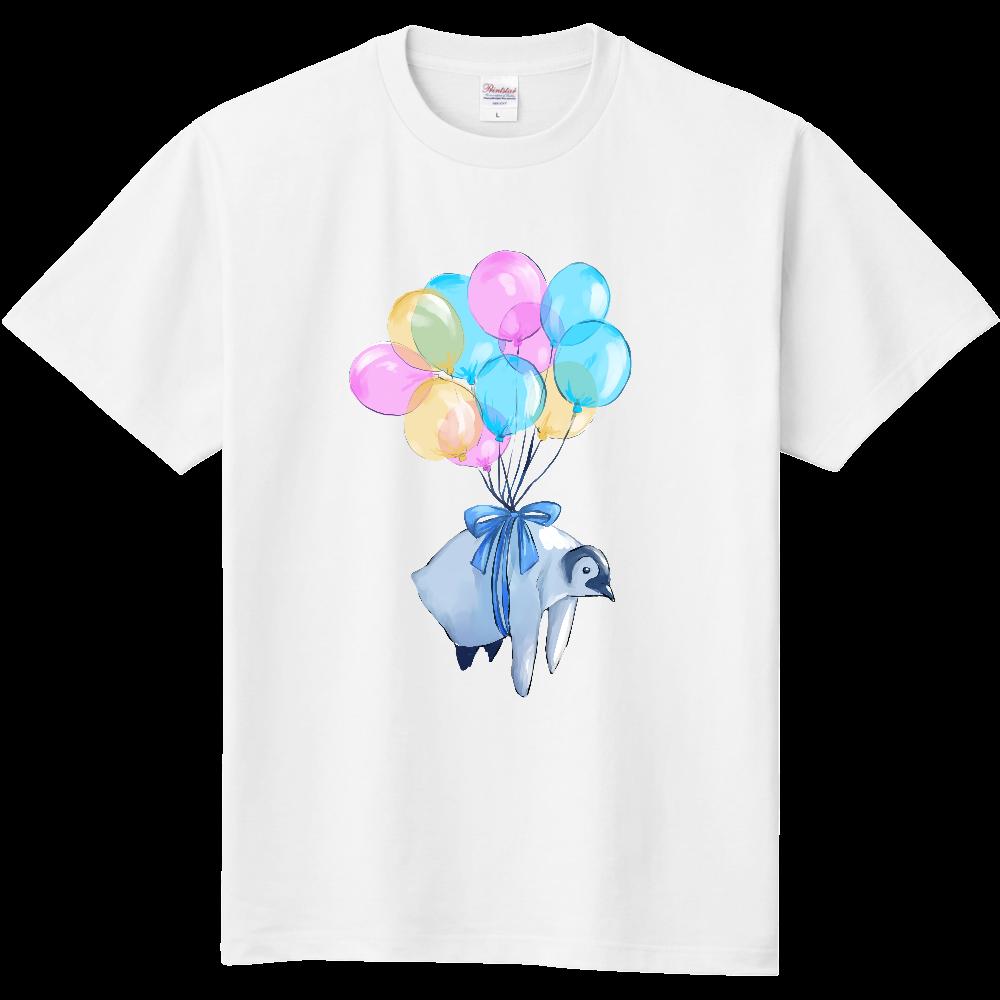 ペンギン(風船) Tシャツ 定番Tシャツ