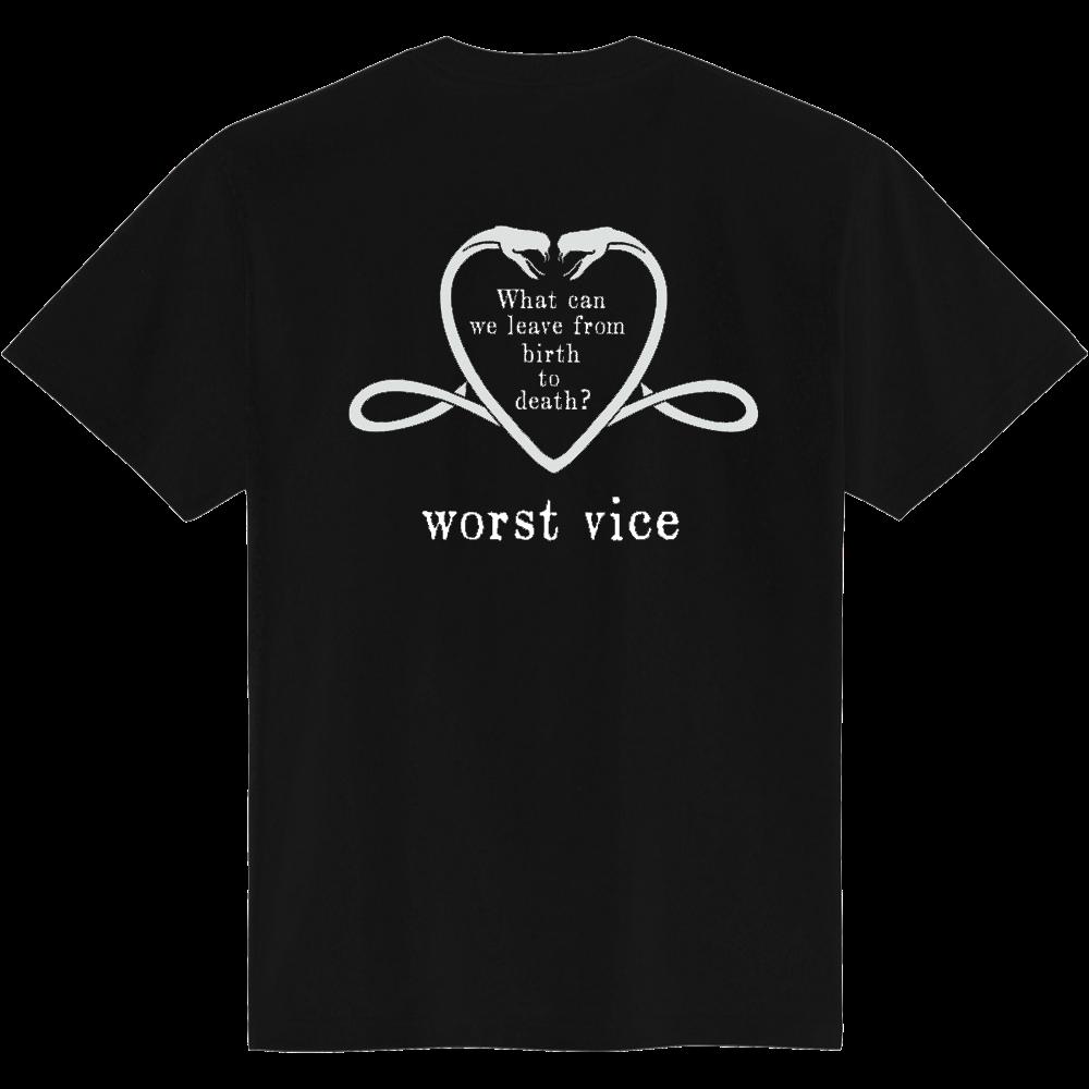 SNAKE HEART 定番Tシャツ