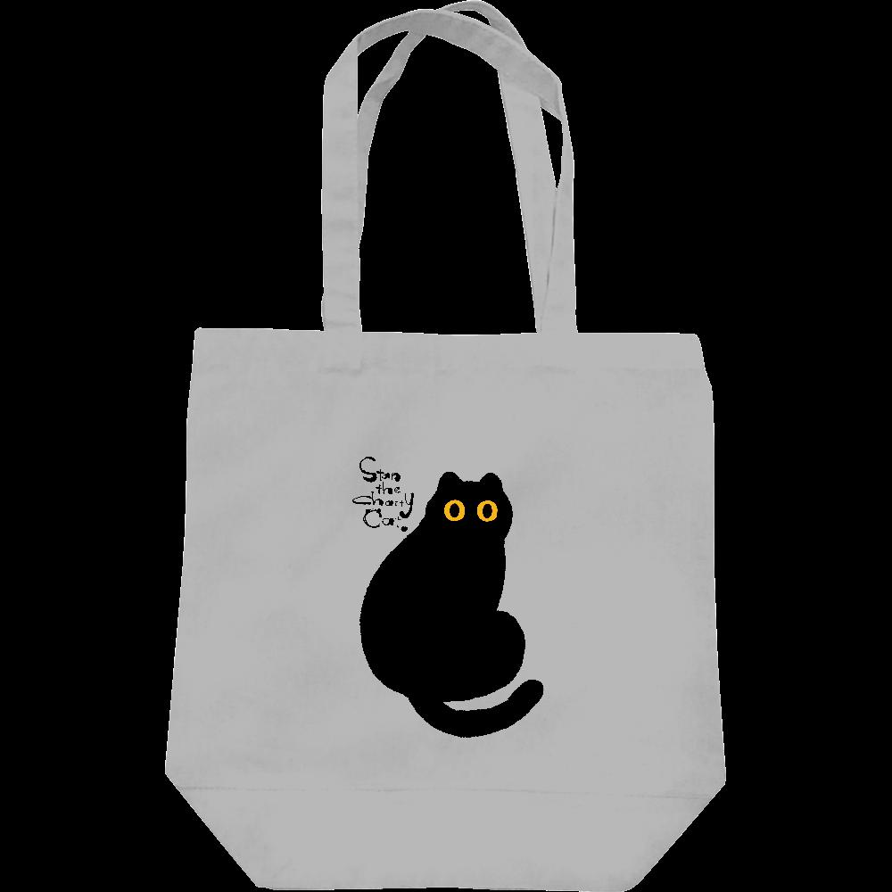 Stan The Chatty Cat -Hi- レギュラーキャンバストートバッグ(M)