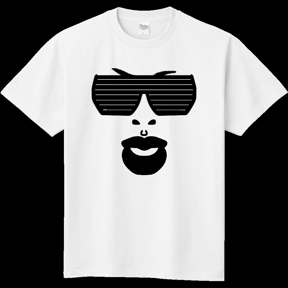 オリジナル顔Tシャツ 定番Tシャツ