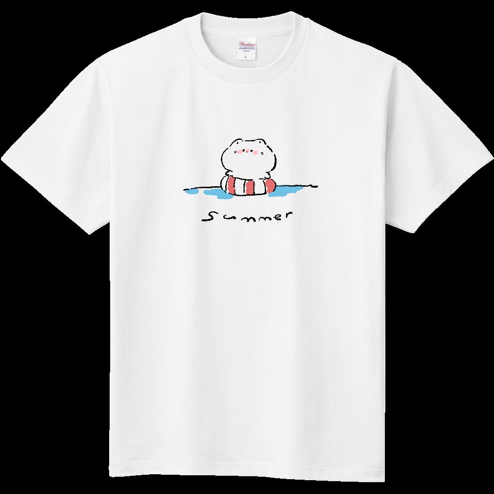 日焼けねこちゃんTシャツ 定番Tシャツ