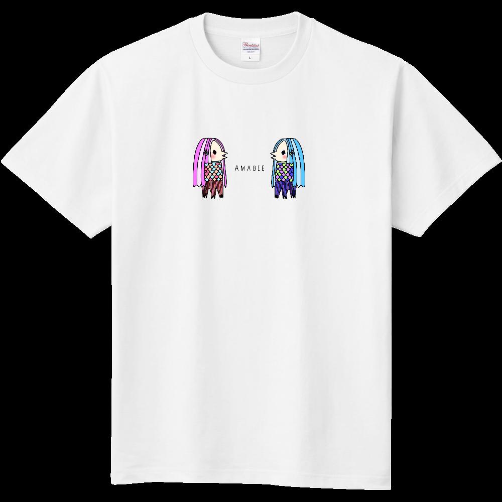 ツインズアマビエ Tシャツ 定番Tシャツ