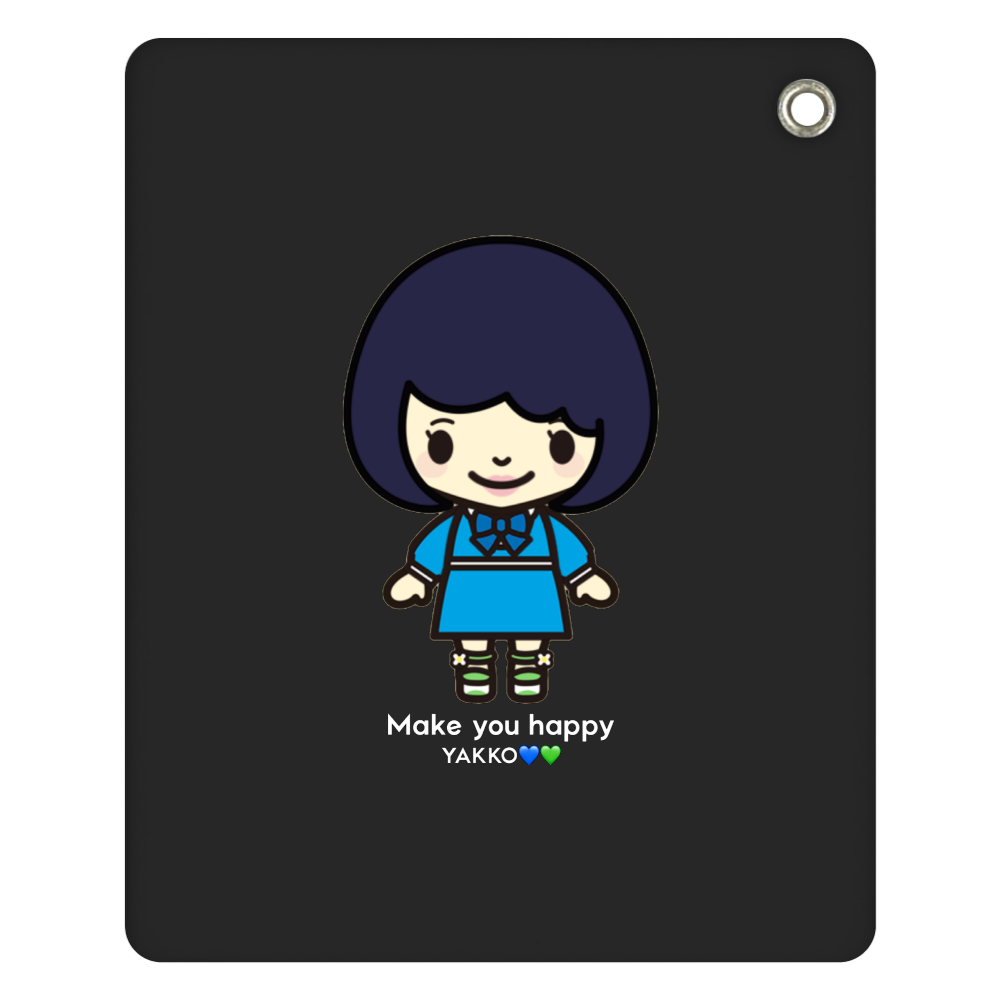 YAKKUN/Make you happy スライドアクリルミラー スクエア