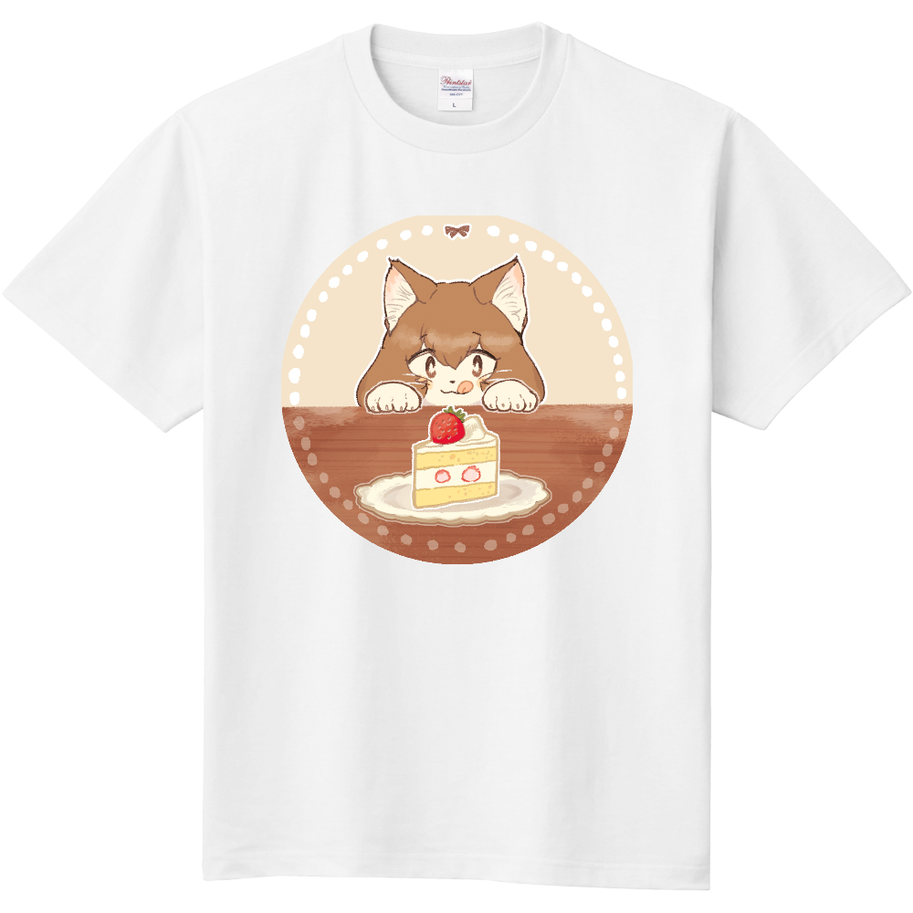 It looks yummy ♡ ノルちゃん 定番Tシャツ