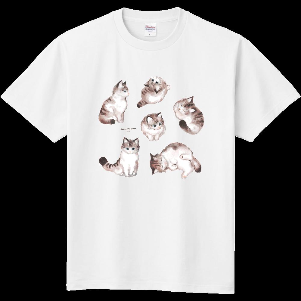 こねこのペロゥ 定番Tシャツ