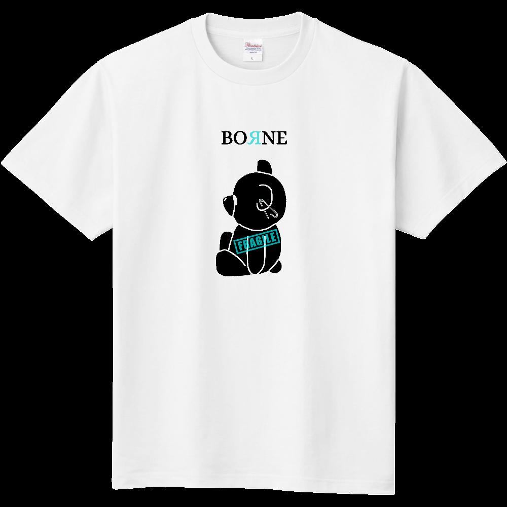 FRAGILE BEAR 定番Tシャツ