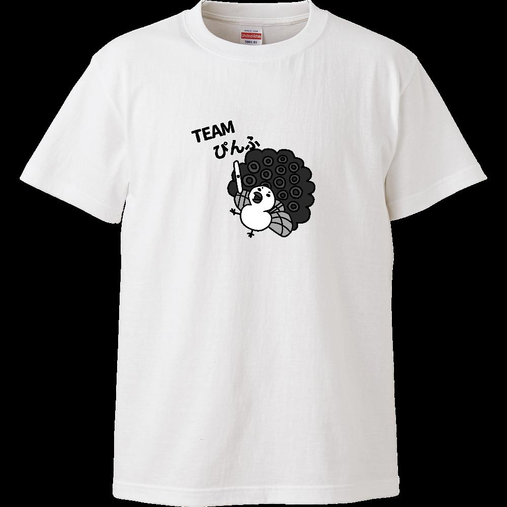 仁義なき麻雀の戦い ぴんふ組 ハイクオリティーTシャツ