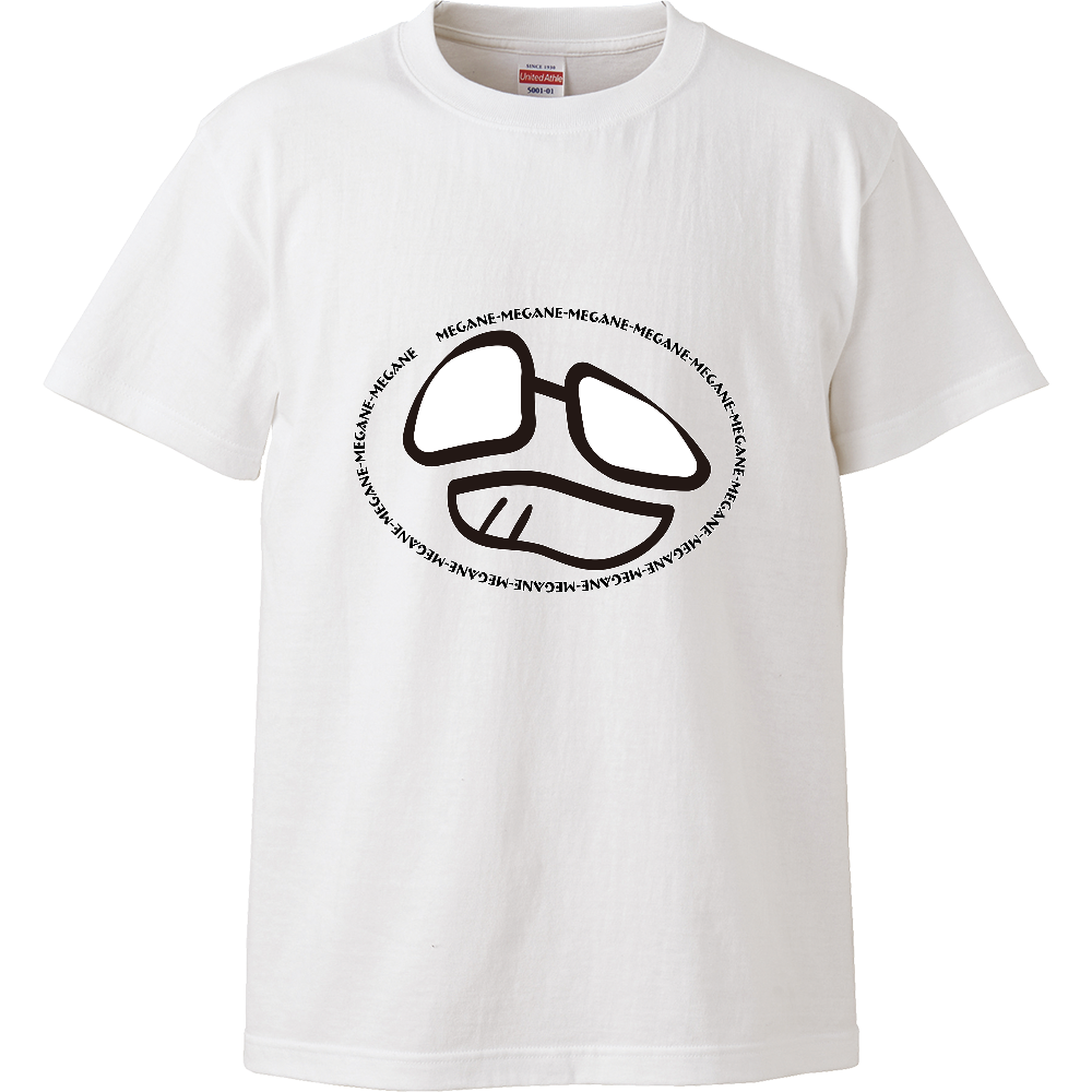 MEGANE-MEGANE02 ハイクオリティーTシャツ