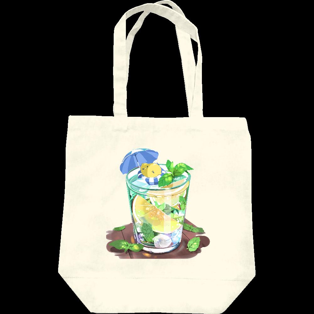 レモンモヒート トートバッグ レギュラーキャンバストートバッグ(M)