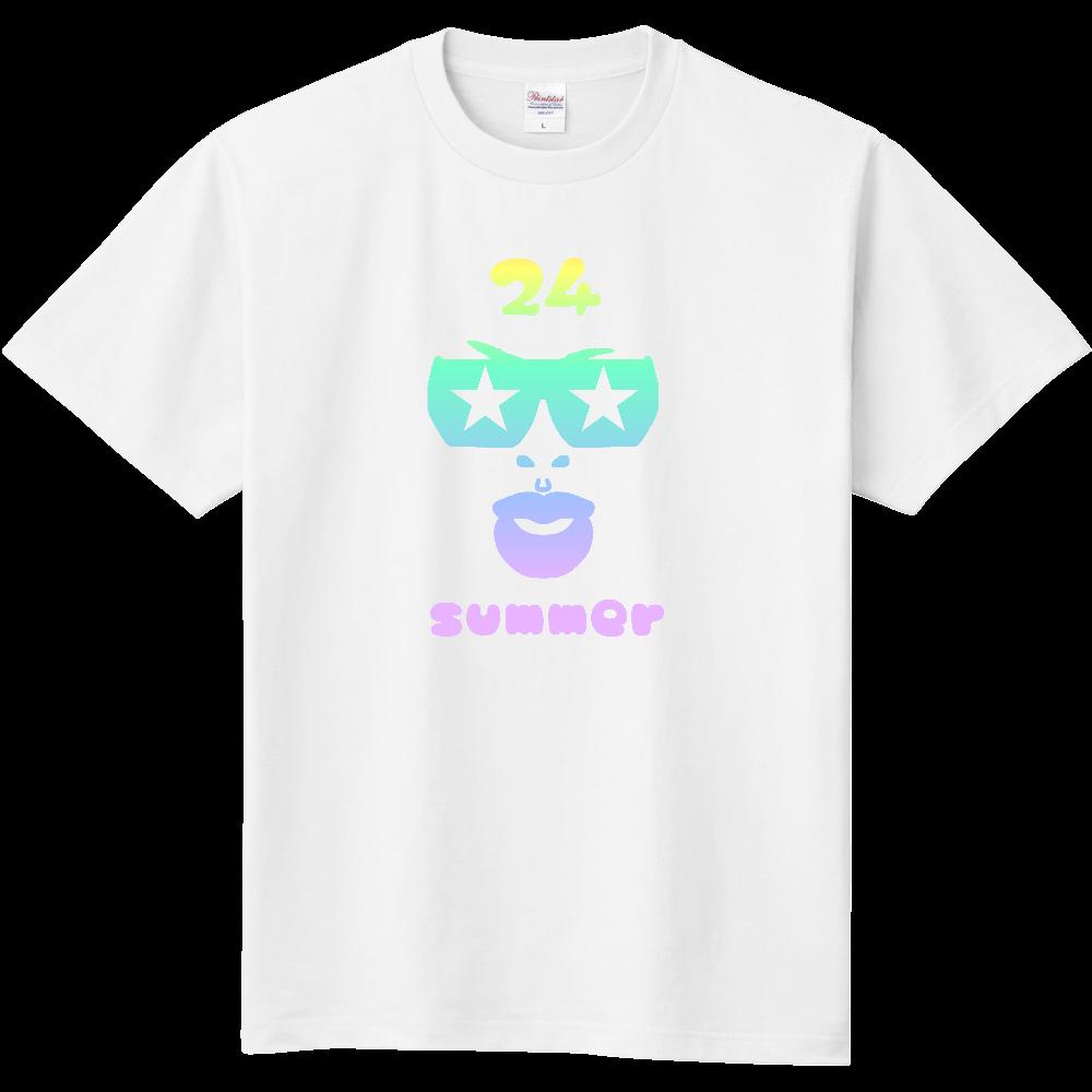 ナトゥ24 rainbow 定番Tシャツ