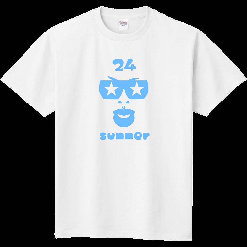 ナトゥ24 skyblue 定番Tシャツ