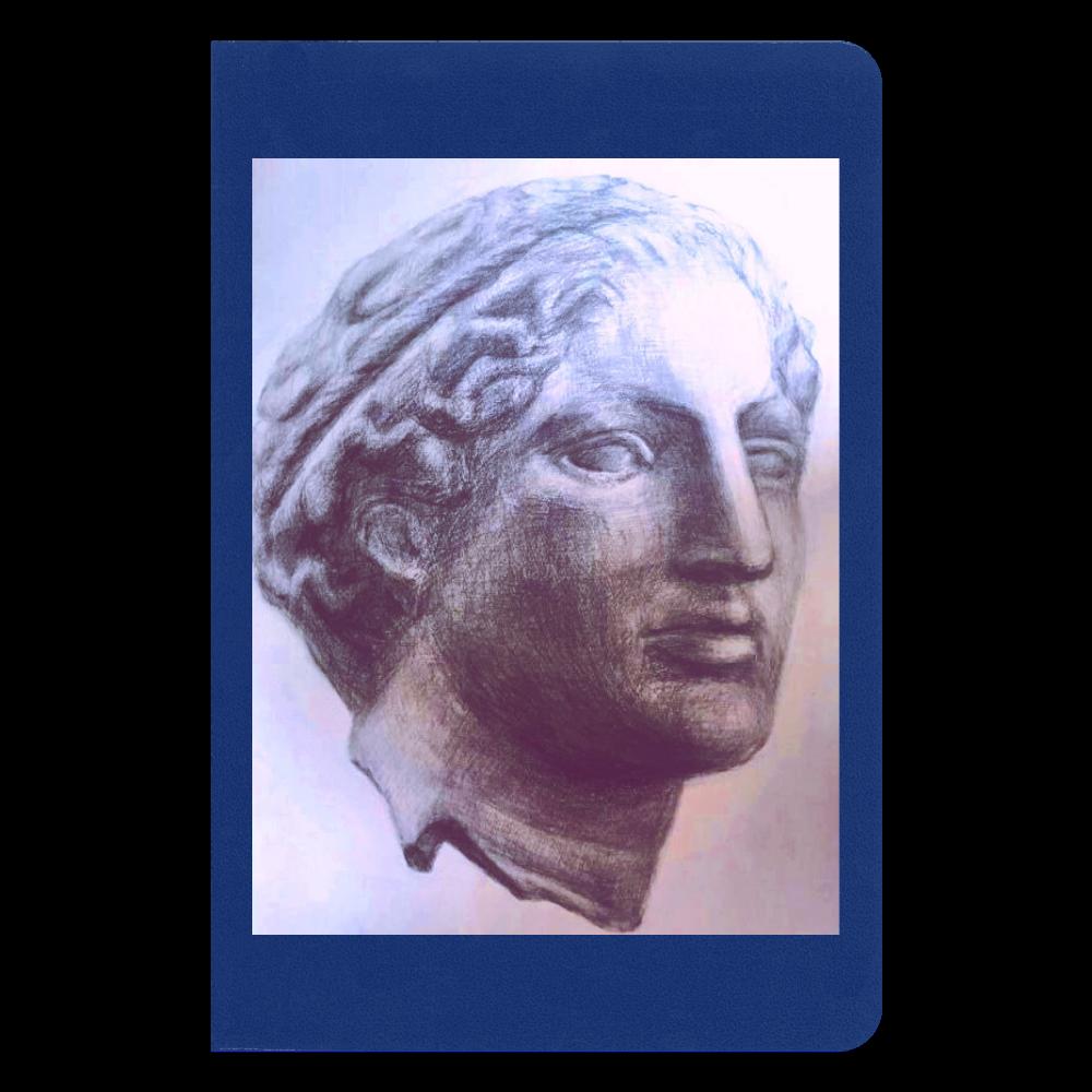 石膏像デッサンシリーズ2 ハードカバーノート(罫線)