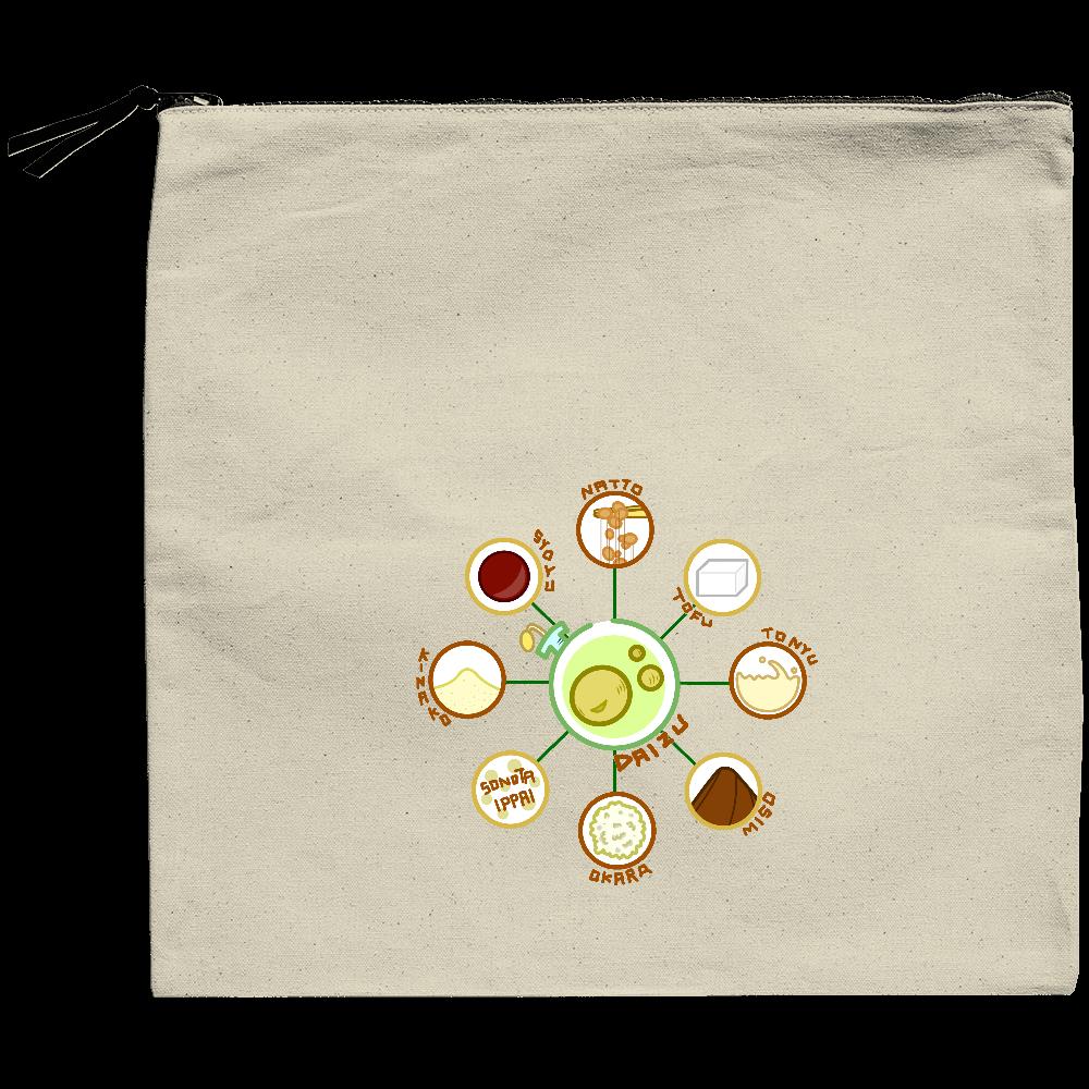 超食材大豆 クラッチバッグ クラッチバッグ