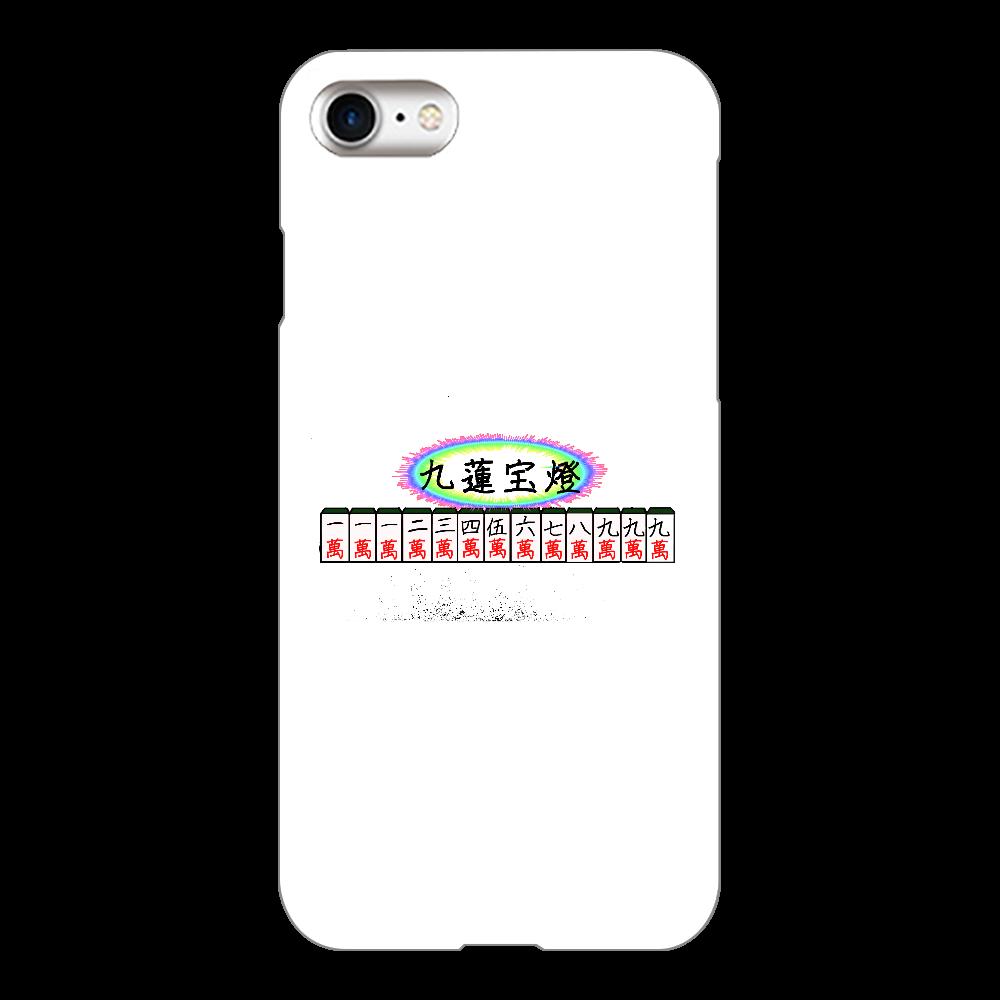 麻雀 iPhone8(白)