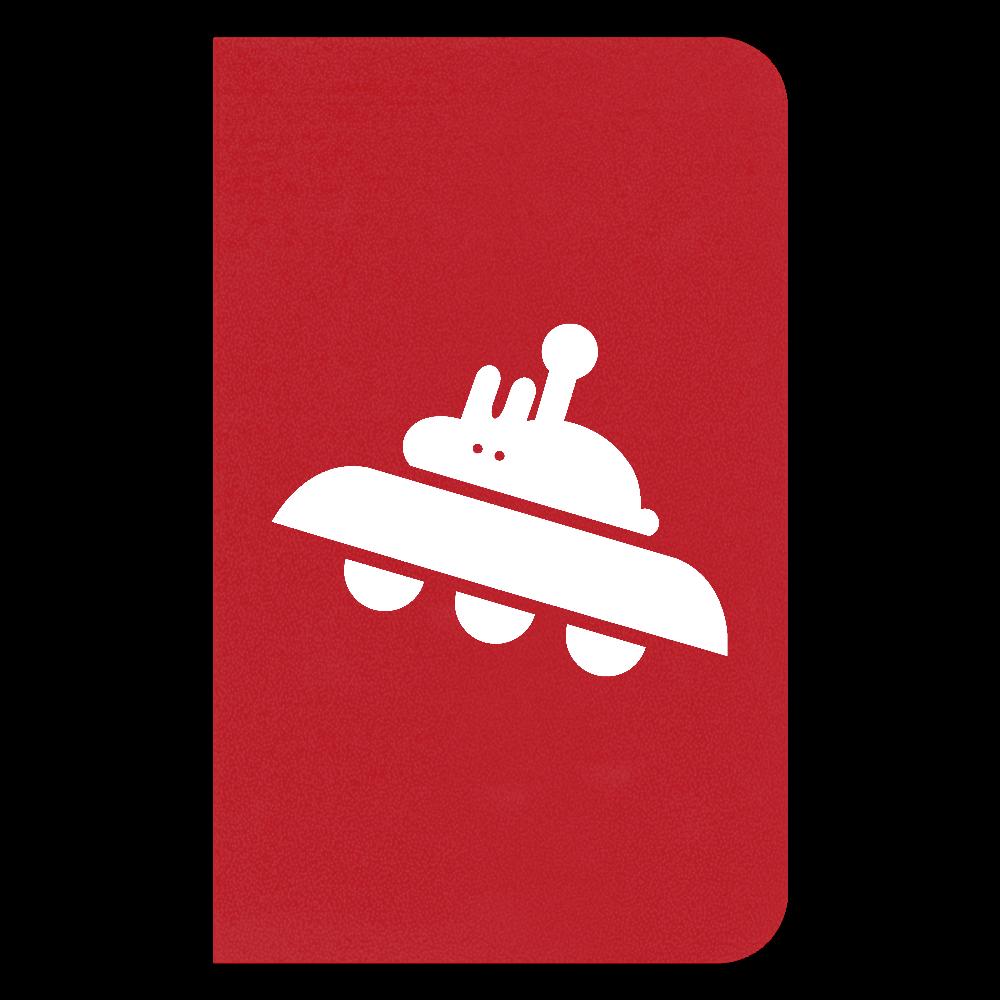 ウサギアダムスキーハードカバーミニノート(罫線) ハードカバーミニノート(罫線)