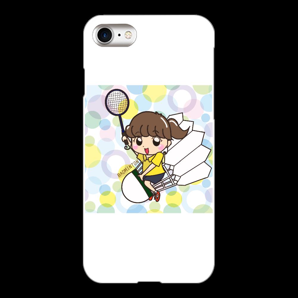 バドちゃん iPhone8(白)
