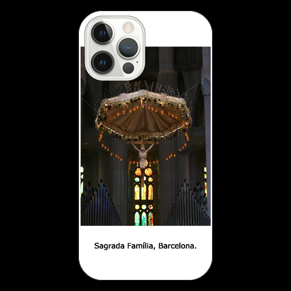 Sagrada Família, Barcelona. iPhone12 Pro(透明)