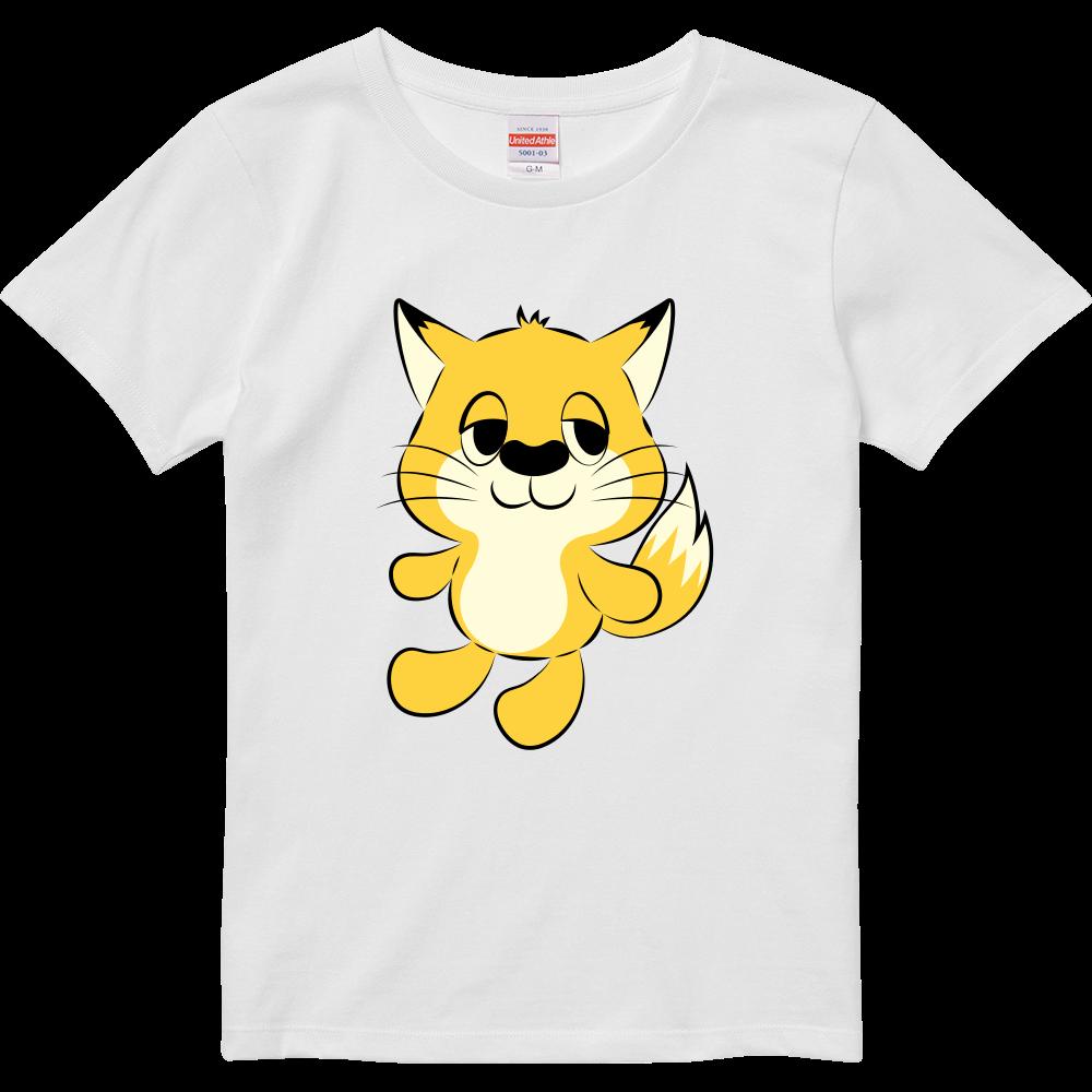 「2021年7月22日 02:05」に作成したデザイン ハイクオリティーTシャツ(ガールズ)