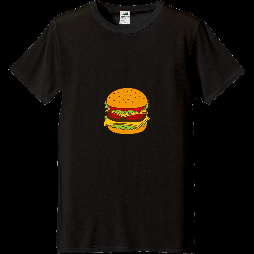 ハンバーガー ライトトライブレンドTシャツ