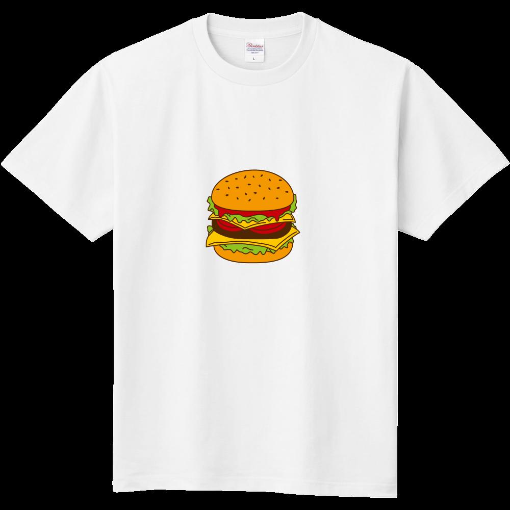 ハンバーガー 定番Tシャツ