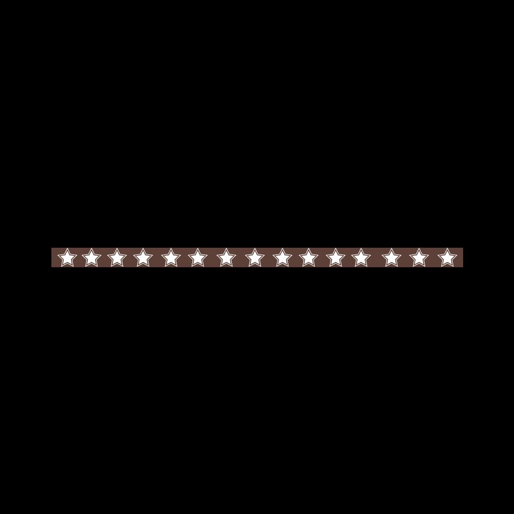 マスキングテープ(スター) 20mmマスキングテープ